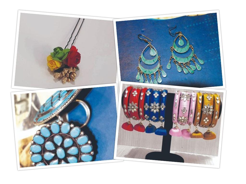 The allure of  handmade jewelry