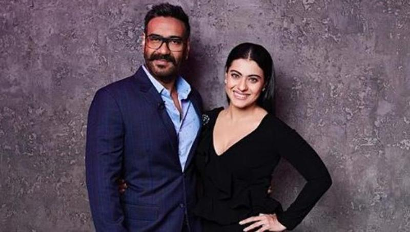 This is how Ajay Devgn showered love on wife Kajol's birthday