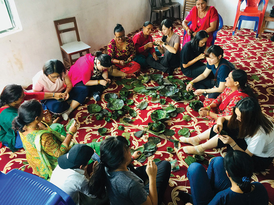 Kavre homestay holiday packages getting popular among foreigners
