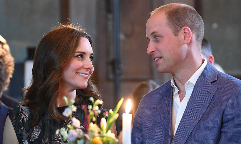William and Kate remove Harry and Meghan from charity name