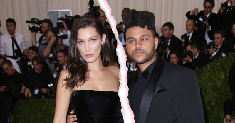 Bella Hadid, The Weeknd call it quits