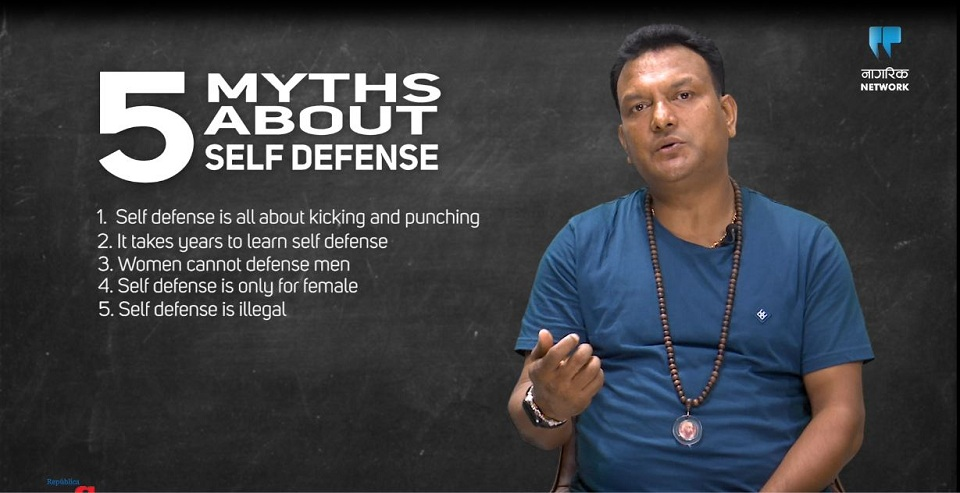 Self defense is not just about physical defense