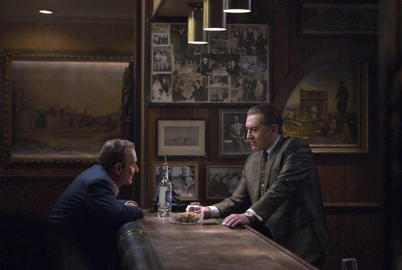 Netflix to give 'The Irishman' exclusive theatrical release
