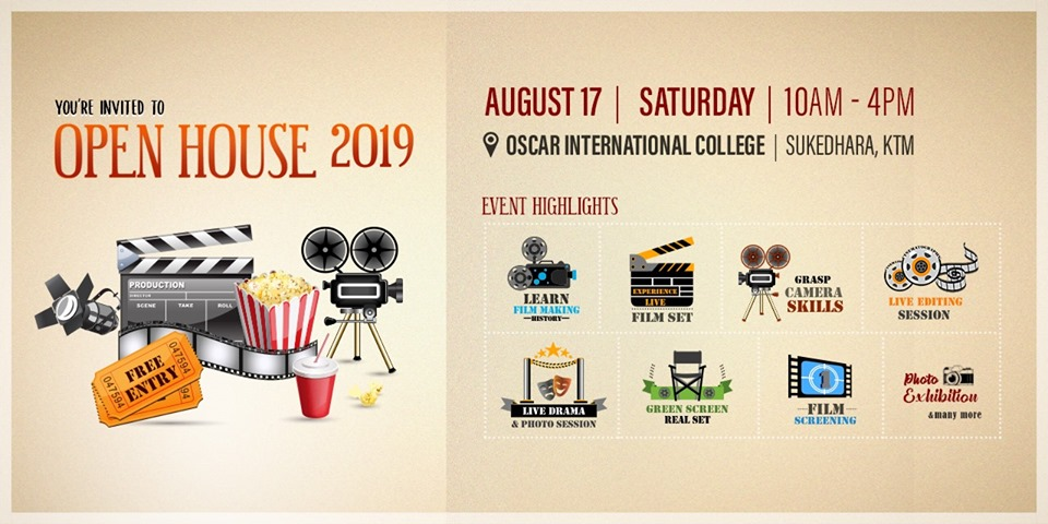 Open House for understanding film study