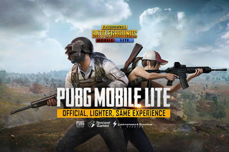 PUBG Mobile Lite for Low-end Smartphone with low RAM