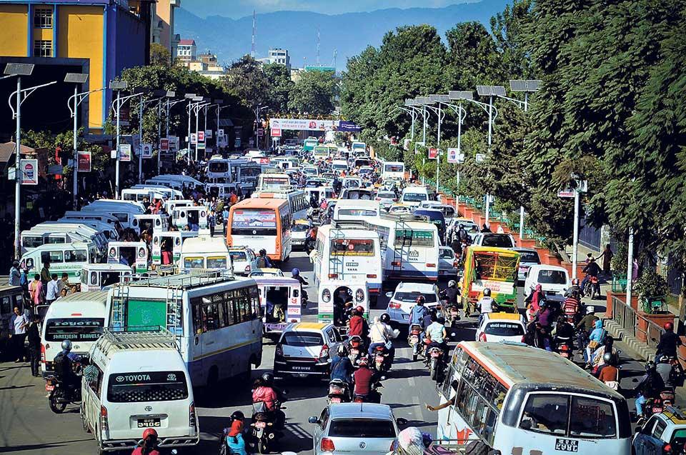 Govt brings bill to set up Kathmandu Valley Public Transport Authority