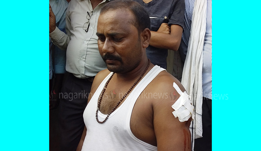 Unidentified group opens fire on Samajbadi local leader in Kapilbastu