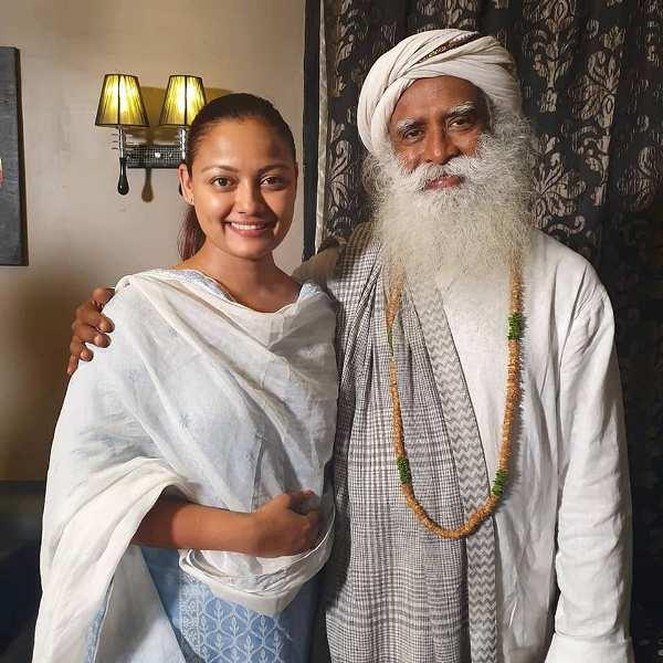 I met with spirituality: Reecha Sharma