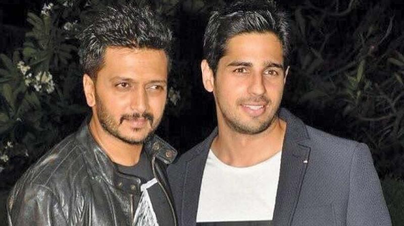 Here's when Sidharth, Riteish starrer 'Marjaavaan' will release