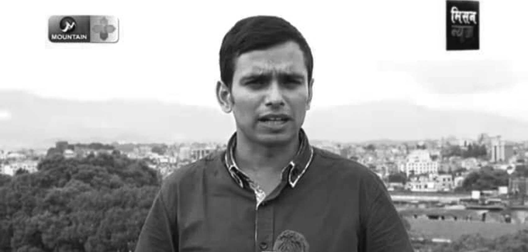 Journalist Pudasaini found dead in Chitwan