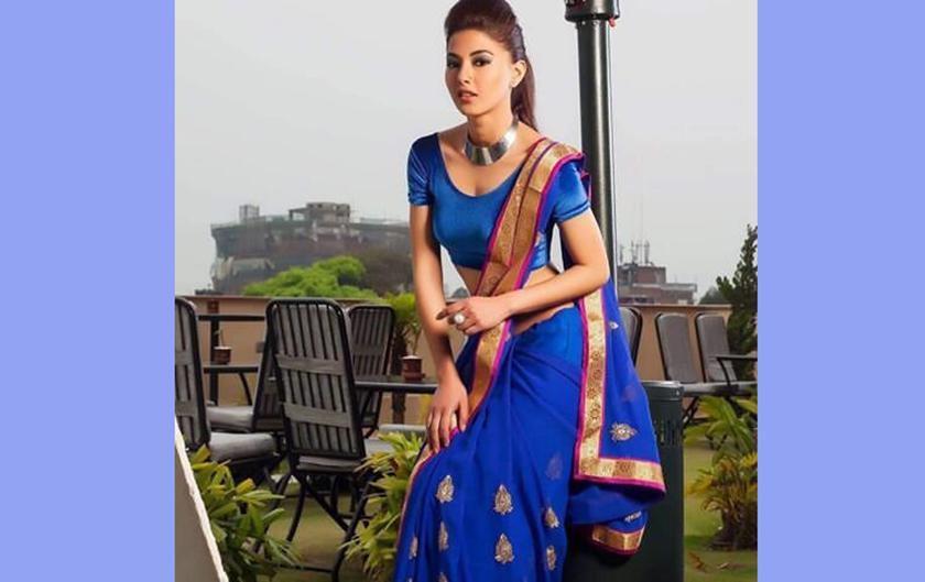 I adore wearing sari: Samragyee RL Shah