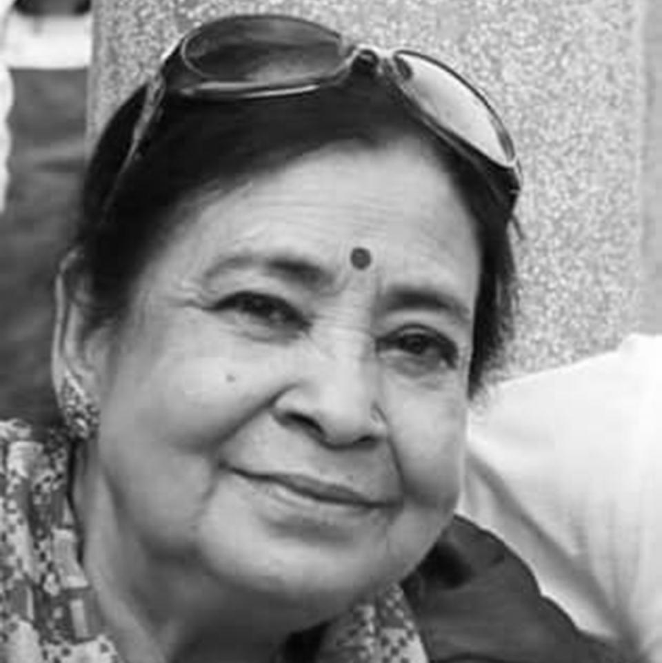 Final rites of artist Adhikari conducted at Pashupati Aryaghat