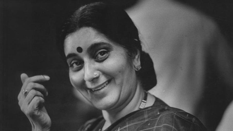 Prez, PM sent condolence messages on demise of Swaraj