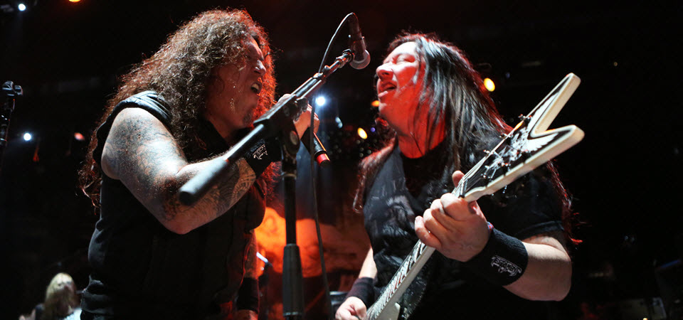 Legendary metal band, Testament to be part of Silence Festival 2019