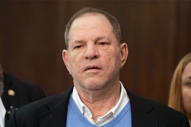 Judge rejects Harvey Weinstein's request to travel to Spain, Italy