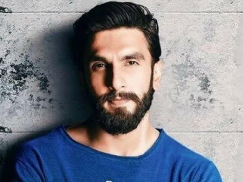 Ranveer Singh in awe of beautiful landscape on sets of '83' shares BTS pic