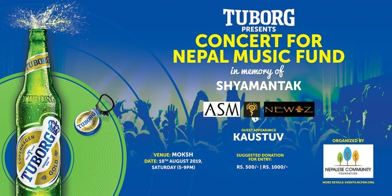 Concert to support Nepali music
