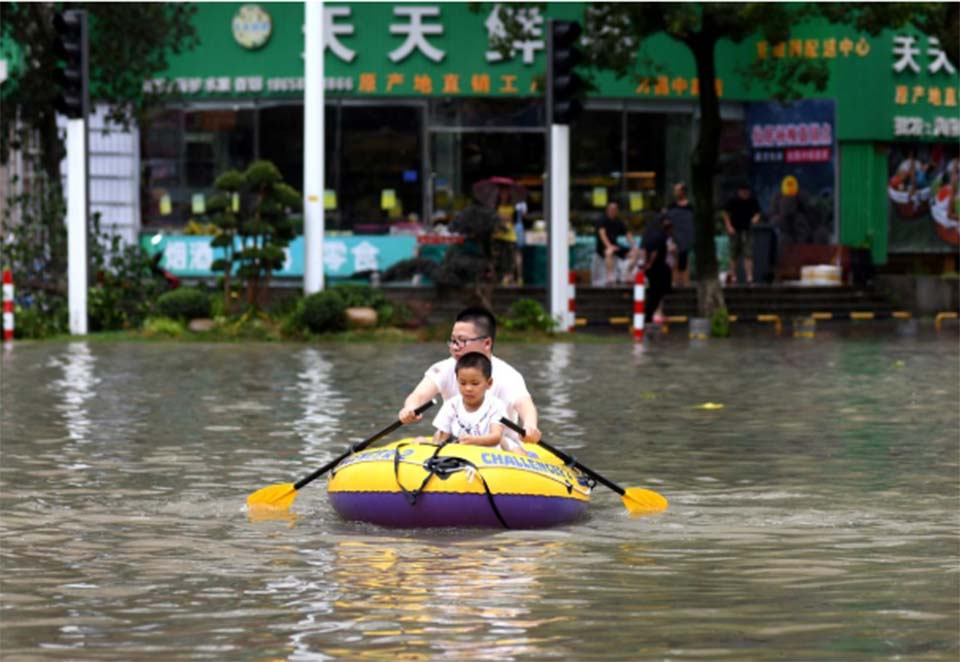 Death toll from typhoon in eastern China rises to 28