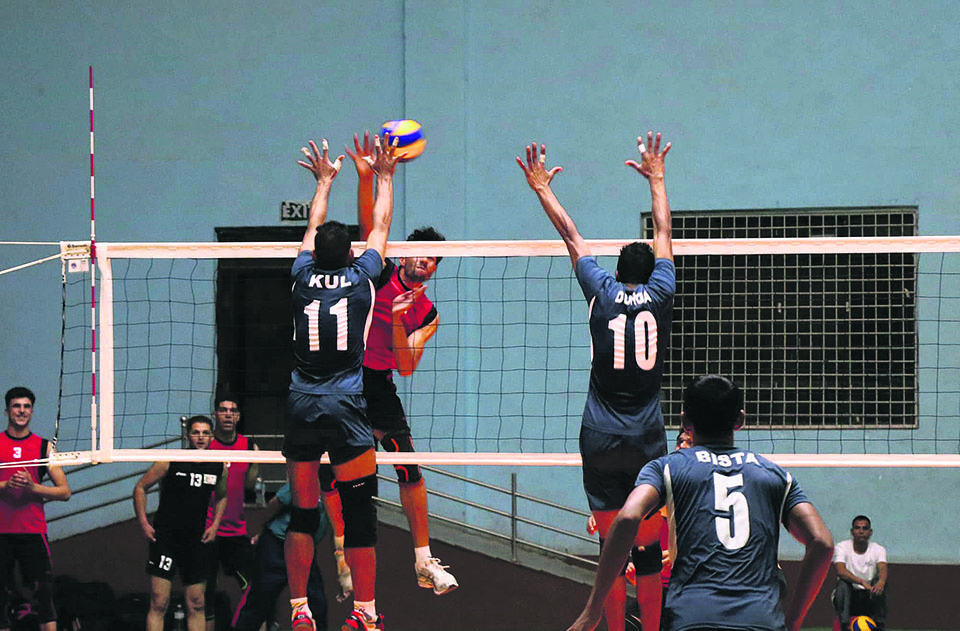 AVC Central Zone: three matches scheduled for today