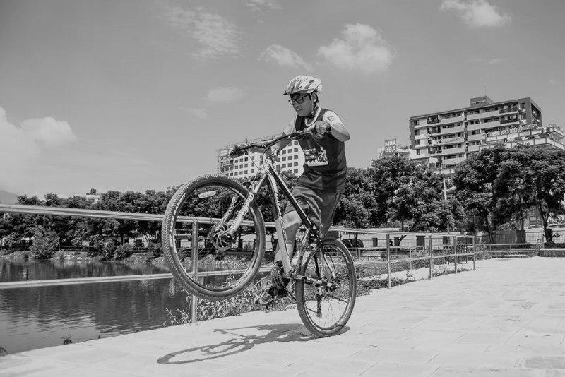 Cyclist Yubak Lama found dead in his room