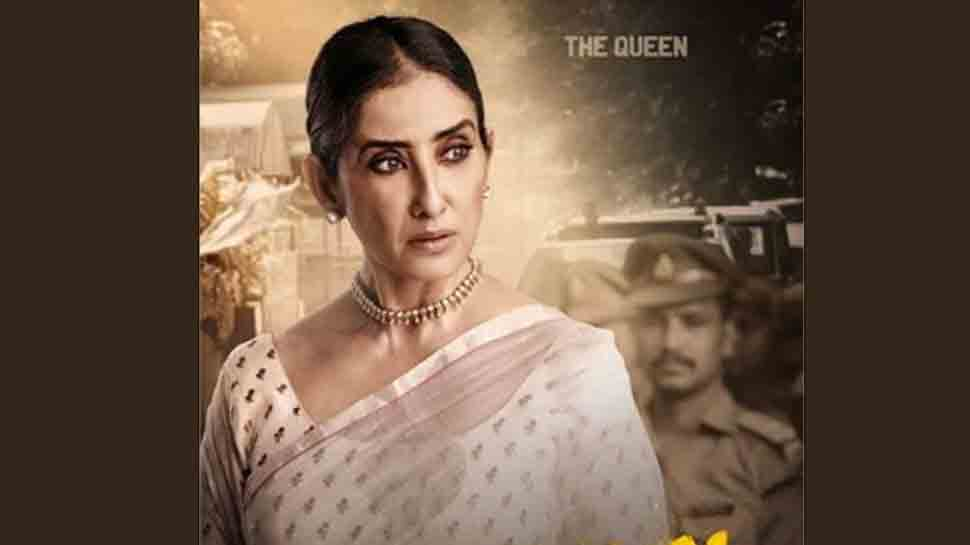 'Prassthanam': Manisha Koirala's queen avatar looks intense and intrigued