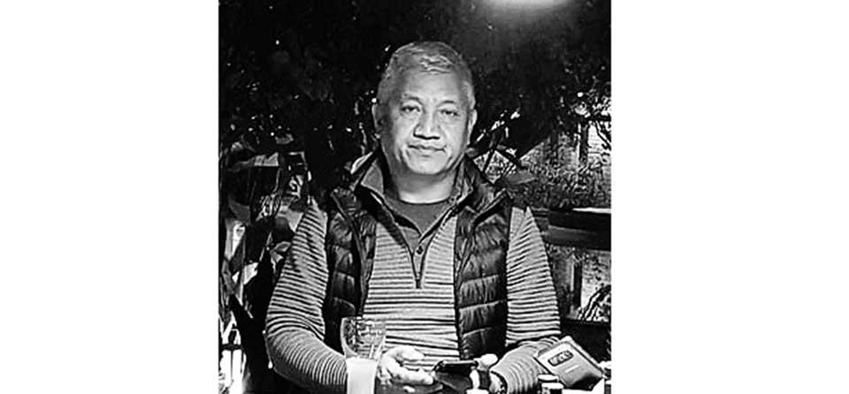 Last rites of tourism entrepreneur Ang Tshiring Sherpa performed