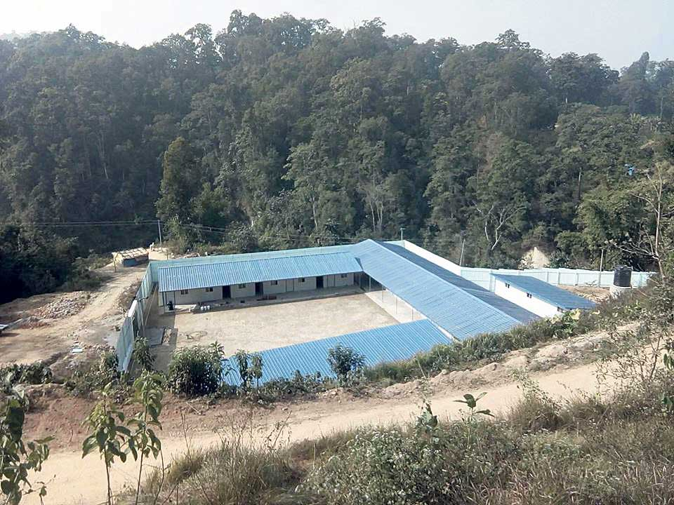 Police fails to find any evidence but continues inspecting Bomjon's Ashram