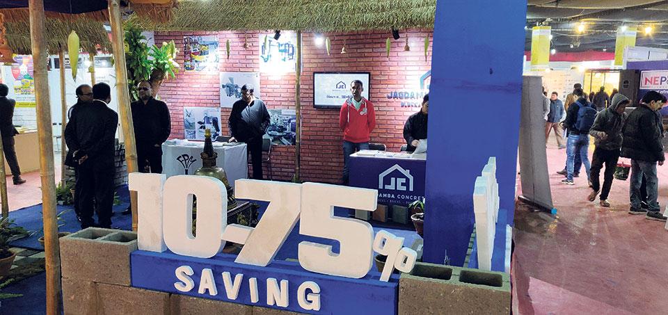 5th Nepal Buildcon International Expo kicks off