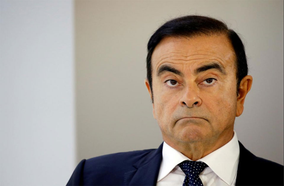 Ghosn, out on bail, wants OK to go to Nissan's board meeting