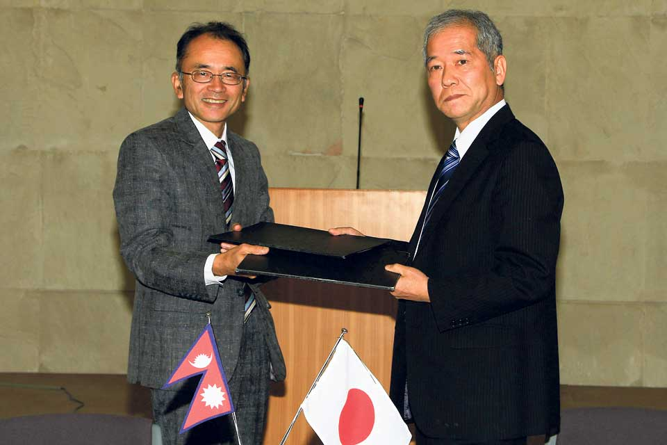 Japan provides Rs 63m for strengthening quake-hit schools in Nuwakot
