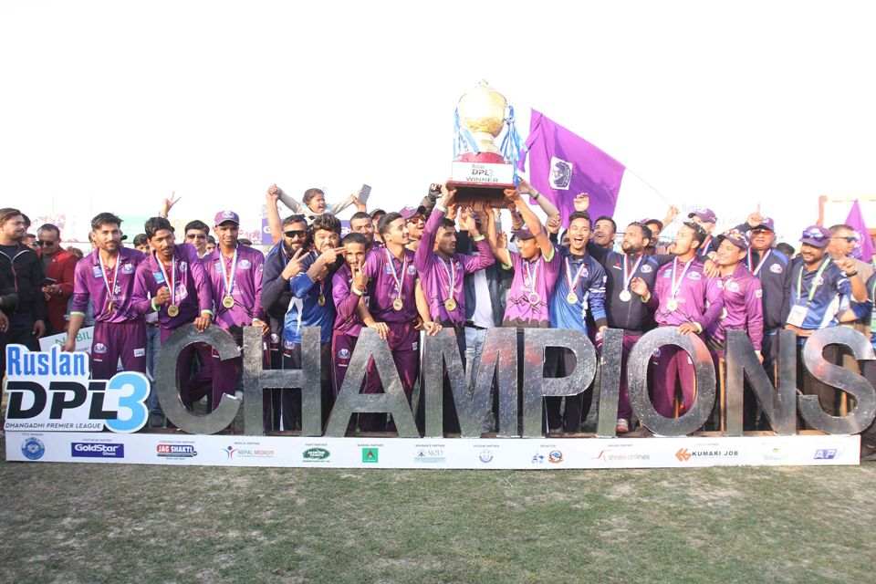 In pictures: Victorious moment