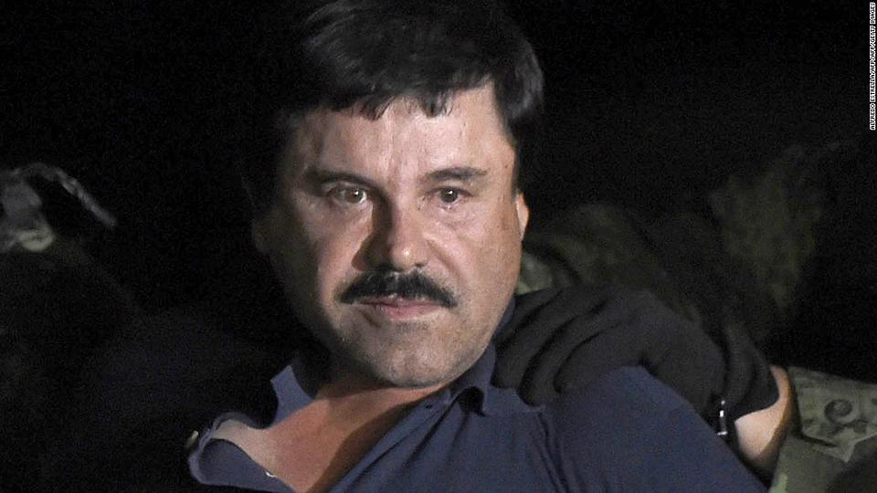 Drug lord, escape artist 'El Chapo' convicted by U.S. jury