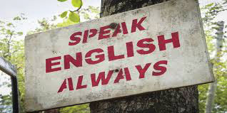 Think beyond English