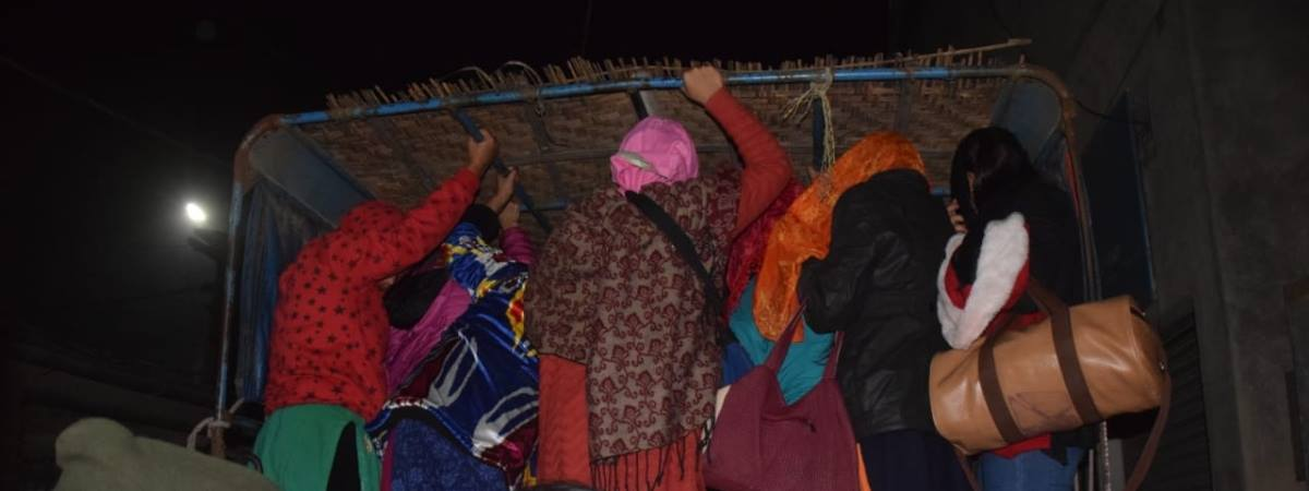 Over 107 Nepali women rescued from Manipur of India : reports