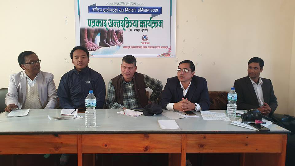 252,000 people to receive preventive medication against elephantiasis