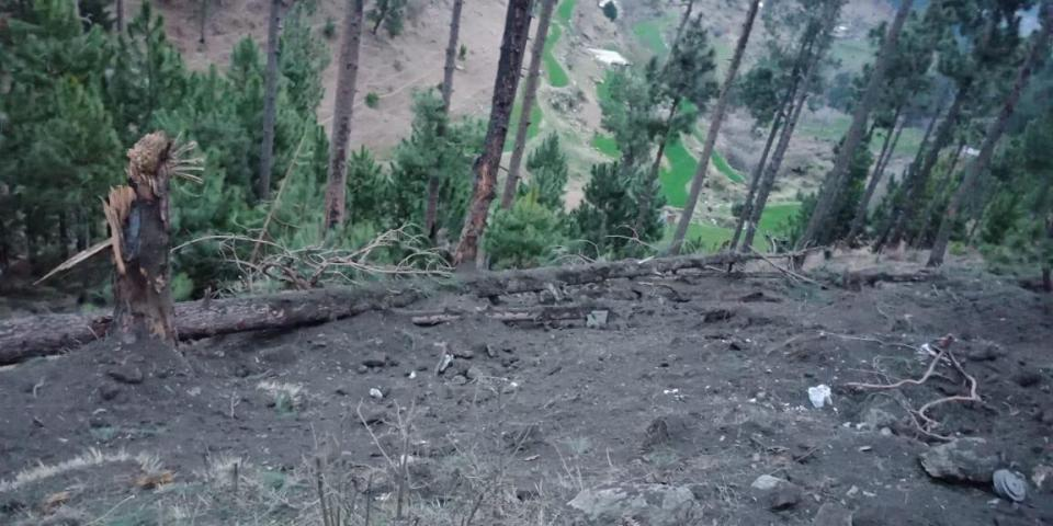 India launches airstrike inside Pakistan