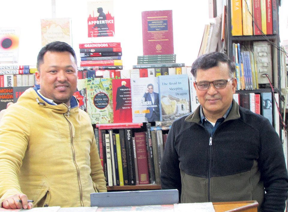 Bookstores in Nepal: The past, the present and the future