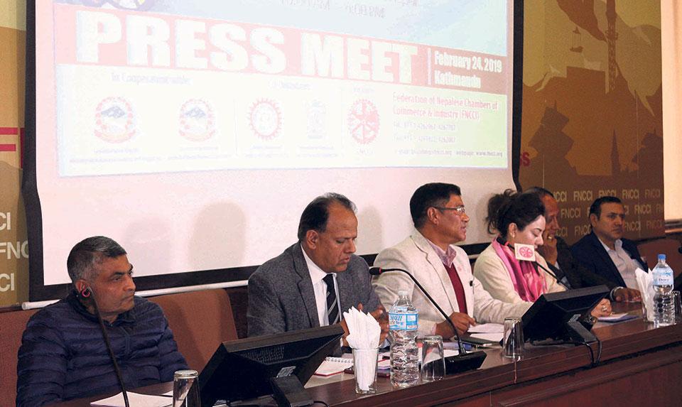 Nepal International Trade Fair from April 28