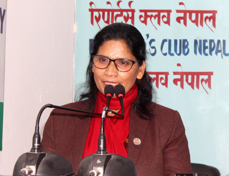 """Govt will take action against Kamalpokhari encroachment"""