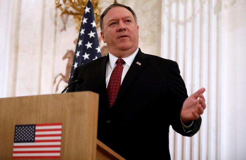 U.S. seeks to increase pressure on Iran at Warsaw meeting