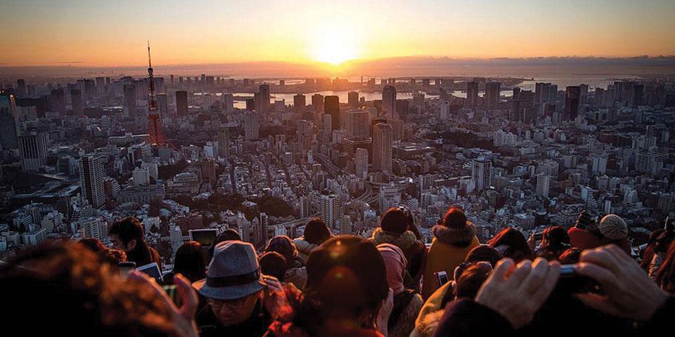 Is Japan's sun rising?