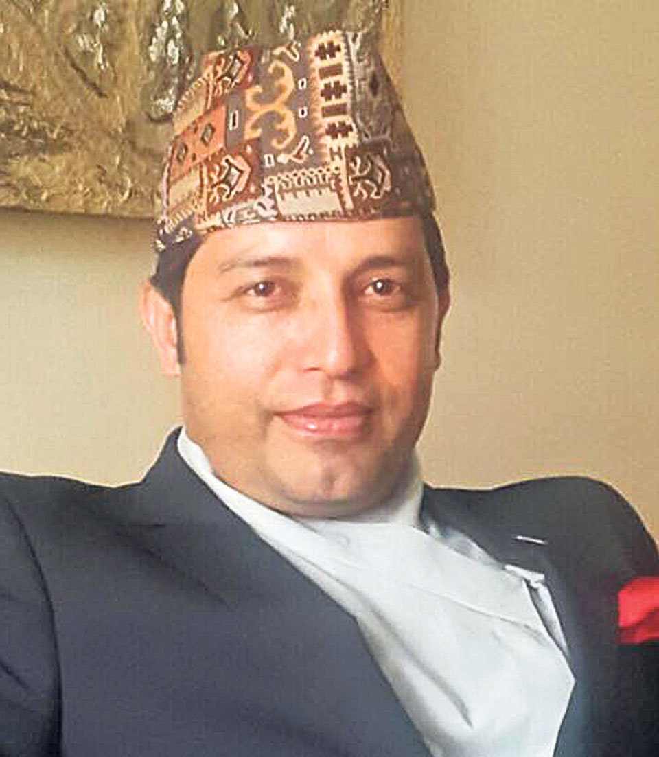 Congress Mahasamiti Member Bajgain seeks stern action against Party President Deuba