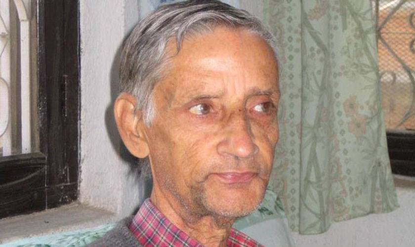 Renowned researcher of Nepali literature Shiva Regmi passes away