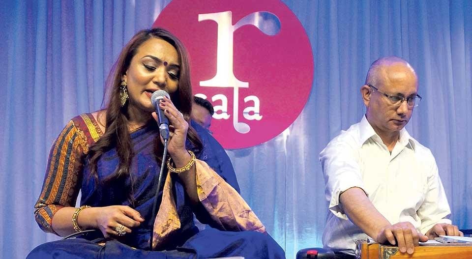 Celebrating women in Nepali music