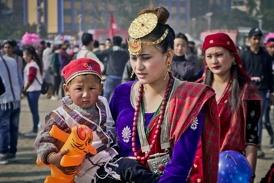 Sonam Lhosar being observed with much fanfare