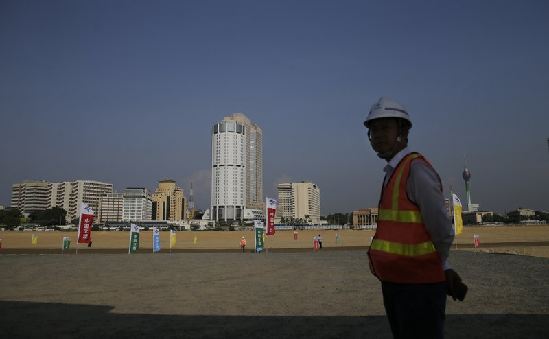 Sri Lanka seeks $1 billion loan from China amid debt woes