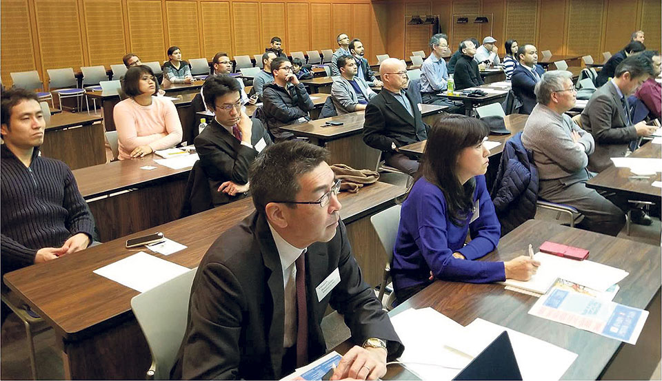 Ways to improve healthcare in Nepal discussed in Tokyo
