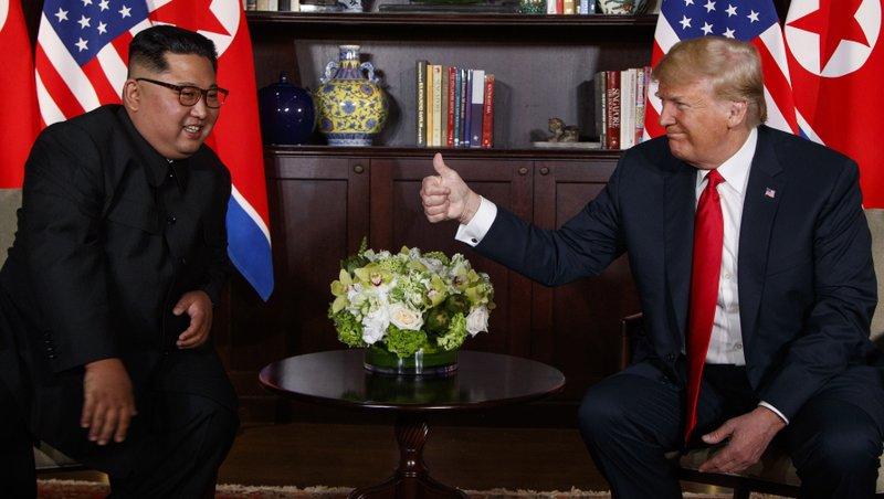 What everyone wants at the Trump-Kim summit