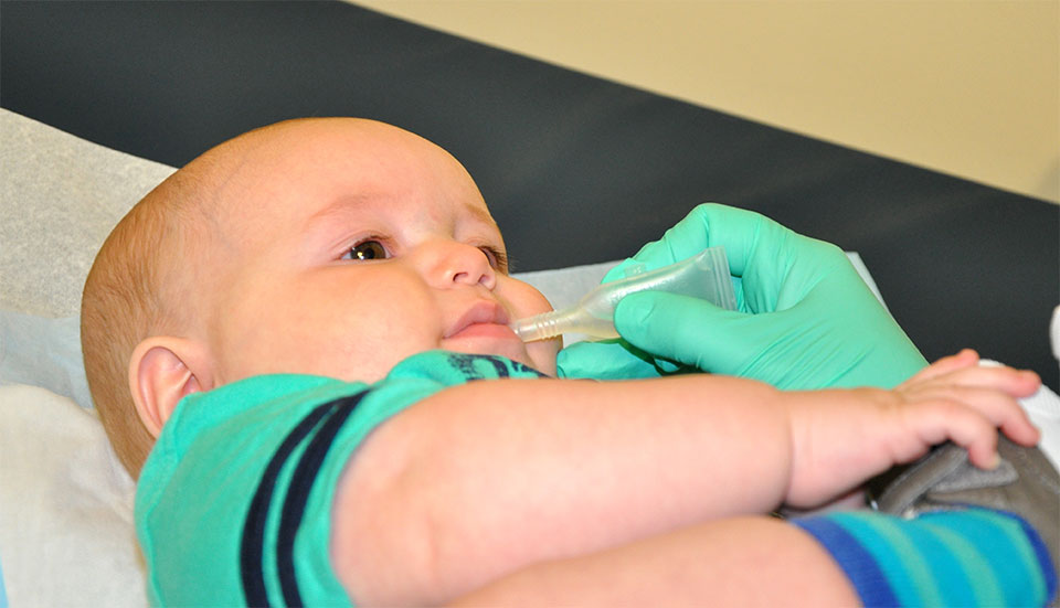 Putting babies under general anaesthetic won't affect their development, new research shows