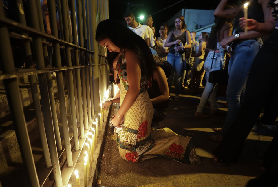 Brazil pays homage to victims of dam collapse; toll hits 115